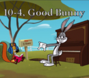 10-4 Good Bunny