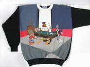 Men's Limited Looney Tunes Sweater Pool