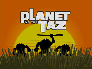 Lt planet of the taz