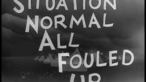 Coming!! Snafu (Private Snafu) (1943)
