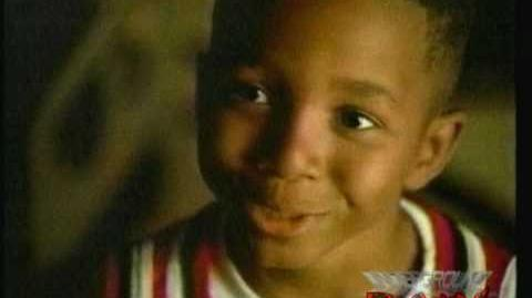 Michael Jordan Space Jam McDonald's Commercial