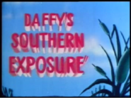 Daffy's Southern Exposure (Redrawn Colorized)