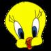 Tweety-Face-Image
