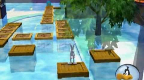 Looney Tunes- Back in Action (PS2) - Warner Bros
