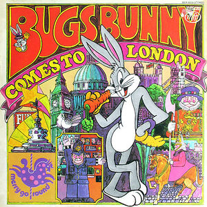Lt bugs bunny comes to london