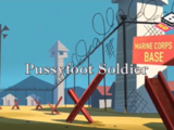 Pussyfoot Soldier