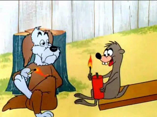 Weasel Stop (1956)