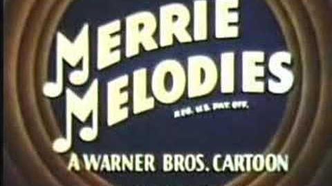 """Doggone Cats"" (1947) Original Titles & Music"