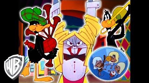 Looney Tunes - Funniest Musical Moments - Classic Cartoon Compilation - WB Kids