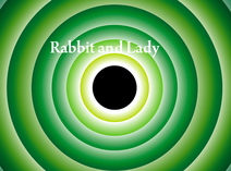 Rabbit and Lady