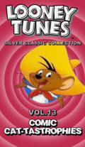 Looney Tunes Silver Classic Collection Vol 13 Cover