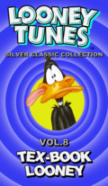 Looney Tunes Silver Classic Collection Vol 8 Cover