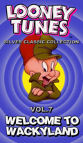 Looney Tunes Silver Classic Collection Vol 7 Cover