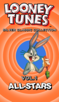 Looney Tunes Silver Classic Collection Vol 1 Cover