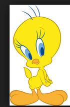Tweety Bird girl