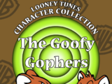 Looney Tunes Character Collection' The Goofy Gophers: Double Trouble