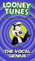 Looney Tunes Silver Classic Collection Vol 3 Cover