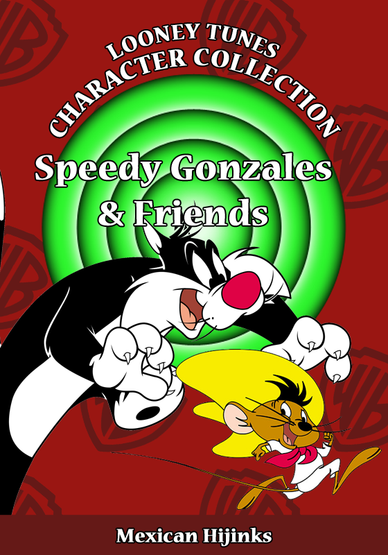 Looney Tunes Character Collection' Speedy Gonzales