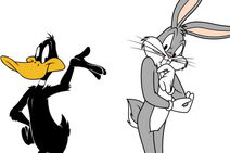 Daffy and bugs ever