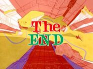The END falling