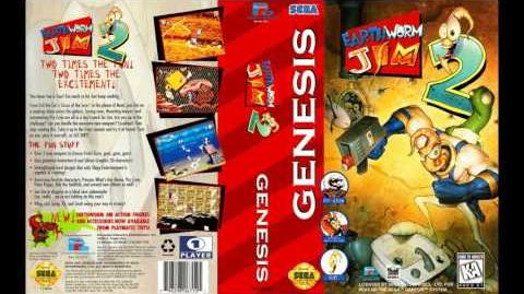 SEGA Genesis Music Earthworm Jim 2 - Full Original Soundtrack OST