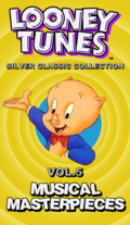 Looney Tunes Silver Classic Collection Vol 5 Cover
