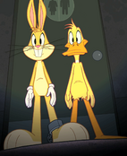 Blonde Bugs and Daffy