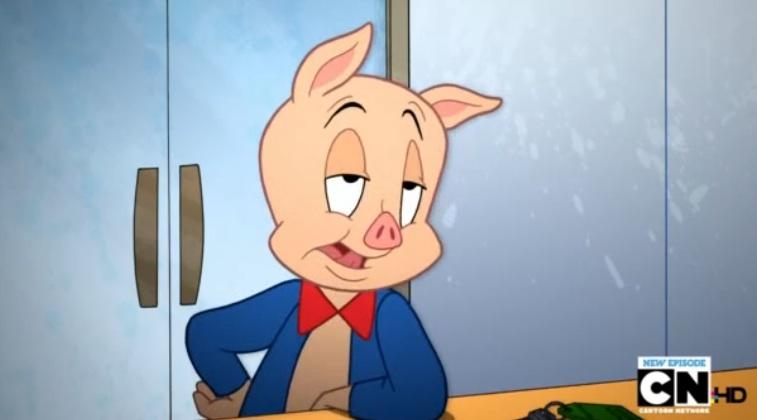 porky pig the looney tunes show wiki fandom powered by wikia - Porky Pig Blue Christmas Wikipedia