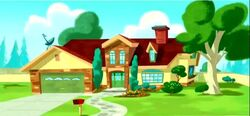 Bugs' House