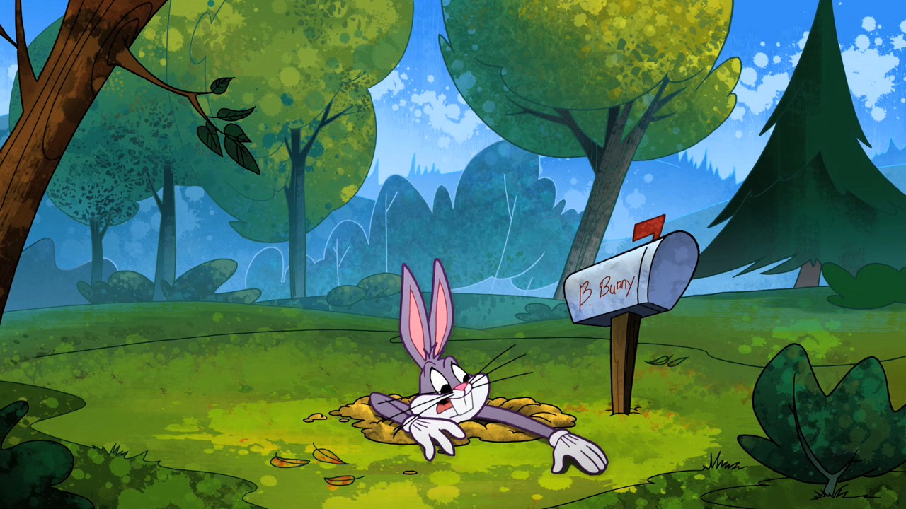 Bugs 39 Hole The Looney Tunes Show Wiki Fandom Powered