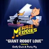 Giant Robot Love Icon
