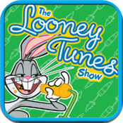 Looney Tunes App Button