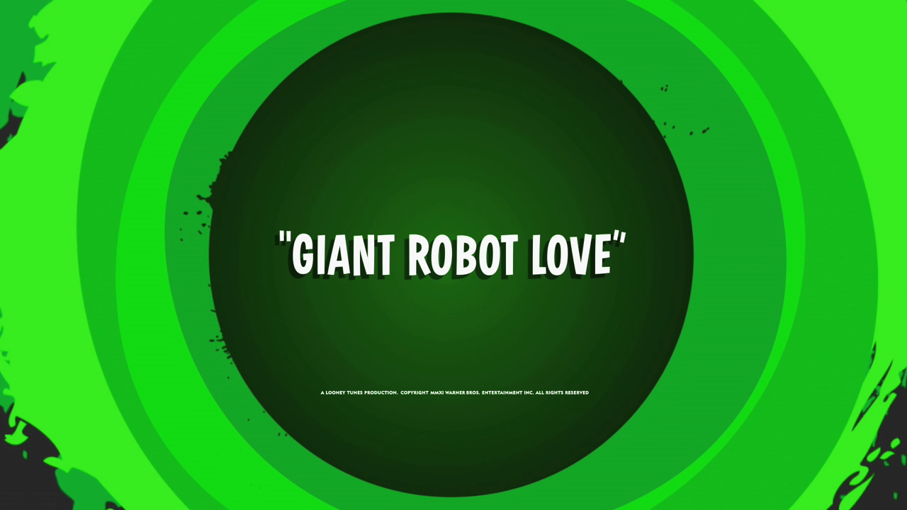 Giant Robot Love   The Looney Tunes Show Wiki   FANDOM