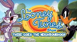 B looney tunes there goes the neighborhood