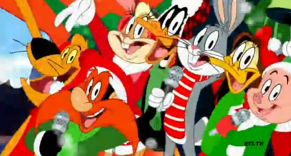 Image - Looney Tunes Christmas.PNG | The Looney Tunes Show Wiki ...