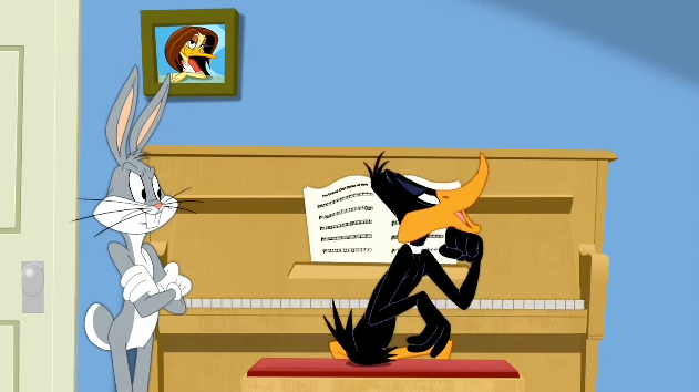 The Grand Old Duck Of York The Looney Tunes Show Wiki Fandom