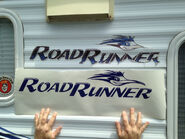ROADRUNNER163STICKER