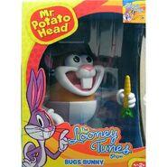Bugs scary potato head