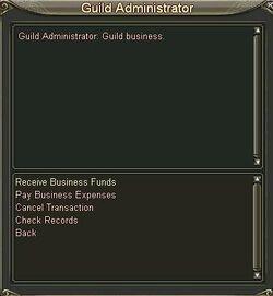 Guild business