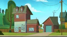 The Merton House