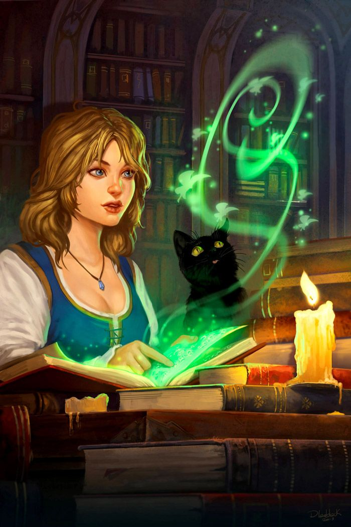 The Science Of Spellcasting