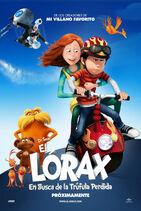 El lorax poster