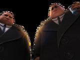 Marty y McLark