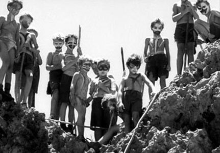 how many boys are in lord of the flies