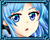 Ice Killer Maid Hyoka Icon