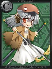 Sparrow Swordsman