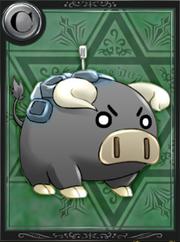 Bull Pig