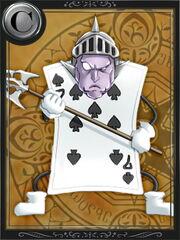 Card Soldier
