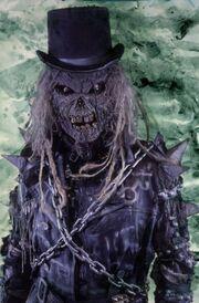 "Kalma in his ""Monsterican Dream"" Costume"