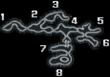Apocalypse-Neumellow Woods Map
